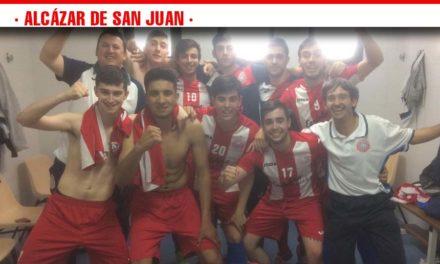 El Racing de Alcázar asciende a división de honor al quedar campeón de esta fase de ascenso, por diferencia de goles