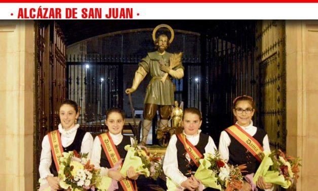 Acto de presentación de las Damas de Honor de San Isidro