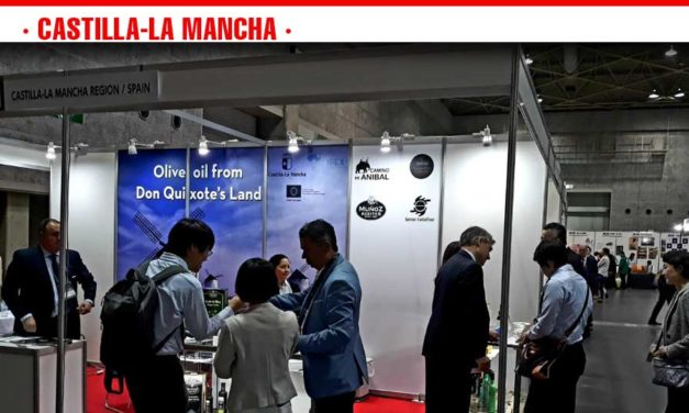 Un grupo de empresas de aceite de oliva de Castilla-La Mancha buscan consolidarse en el mercado japonés