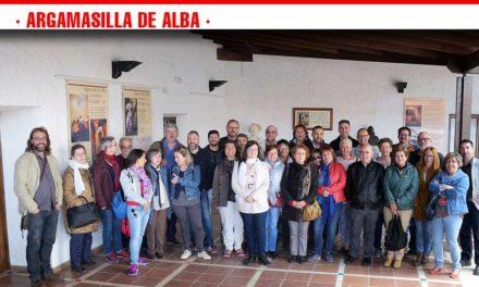 Argamasilla de Alba se llenó de conocimiento y sabiduría con la visita de un grupo de concursantes de Saber y Ganar y Boom