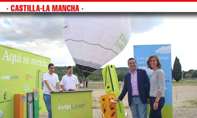 Martínez Arroyo  destaca el avance en reciclaje en la región en los últimos años y el incremento en la sensibilización de los ciudadanos frente al cambio climático