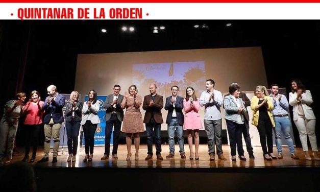 """El """"popular"""" Carlos Madero presenta su lista en Quintanar de la Orden"""