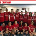 """""""La Selección Provincial de Ciudad Real Campeona Regional con gran aportación de Nadadores del Club Natación Criptana"""""""