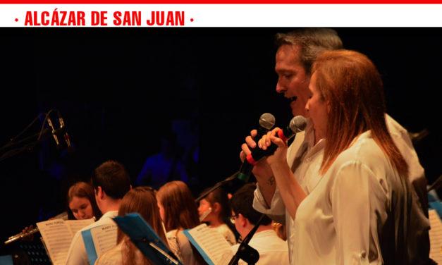 Musicalcazar celebra el primer Festival Fin de Curso 'Disney en concierto' ante más de 400 personas en el Auditorio de Alcázar de San Juan