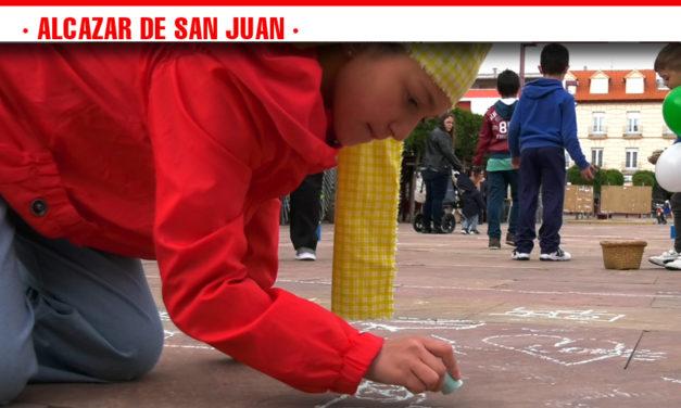 Las actividades infantiles y la exposición 'Objetivos de Desarrollo Sostenible' se suman a la celebración de la XXIII Semana de la Solidaridad de Alcázar