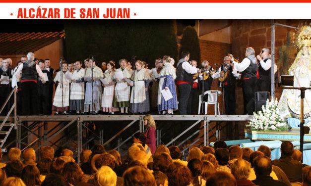 Alcázar de San Juan recibe los mayos de 2019 de la mano del pregonero José Manuel Fernández