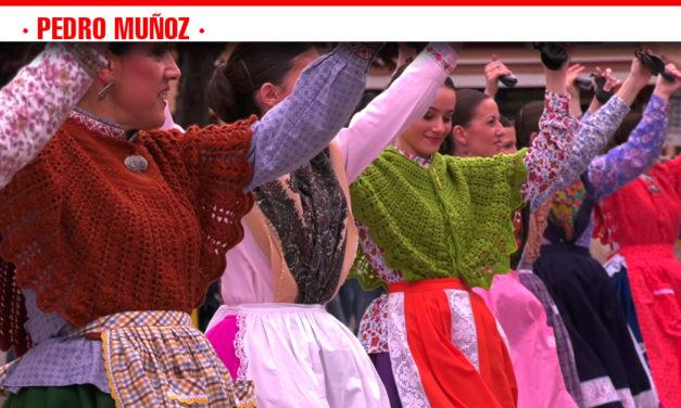 Pedro Muñoz celebra por todo lo alto sus primeros Mayos Manchegos como Fiesta de Interés Turístico Nacional