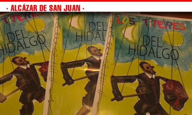Espectáculos infantiles y para todos los públicos en el Festival de Títeres del 4 al 10 de mayo en Alcázar de San Juan