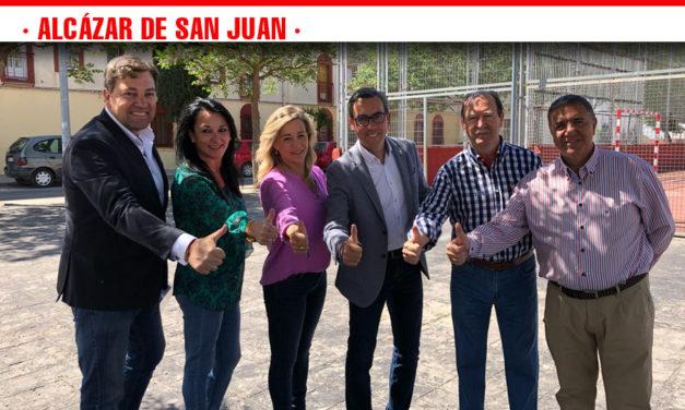El PP pondrá en marcha un plan de arreglo y limpieza de las calles de Alcázar