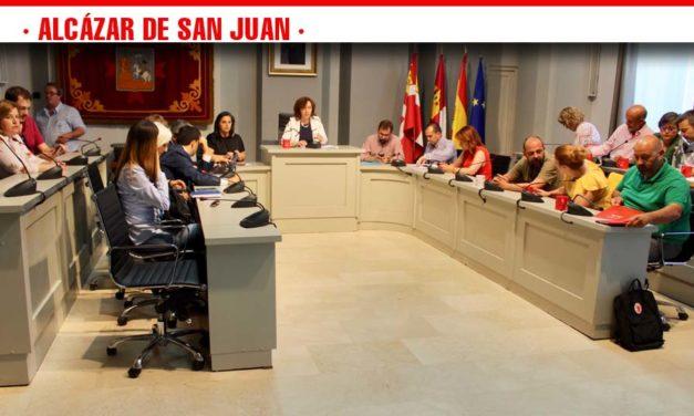 La Corporación Municipal celebró él último Pleno del mandato 2015-2019