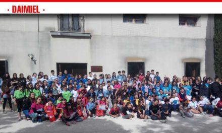 Los niños daimieleños, protagonistas en el encuentro de órganos de participación de la Red de la Infancia y Adolescencia