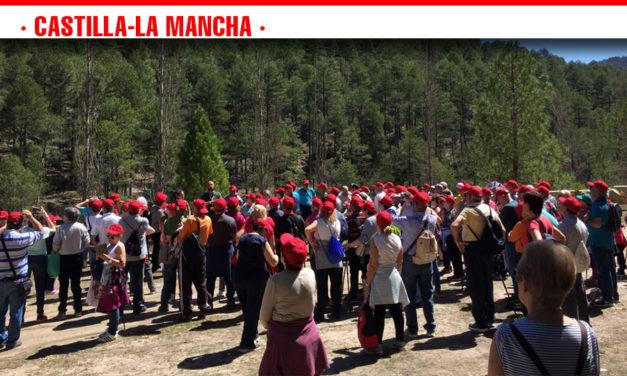 Con la ruta de la Vega del Guadiana finaliza la primera fase de las Rutas Senderistas del Gobierno de Castilla-La Mancha