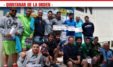 El IV Torneo Masculino de Pádel de Quintanar congregó a 29 parejas