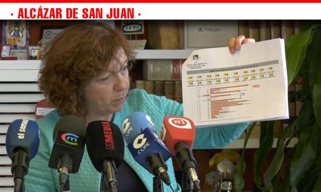 Los 12 millones de euros de superávit en las cuentas generales de Alcázar de San Juan aseguran el crecimiento y la mejora de la ciudad