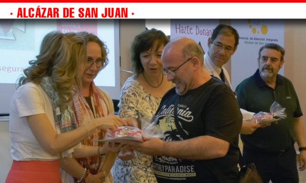 El Día Mundial del Donante de Sangre celebra la generosidad de la población con la entrega de reconocimientos en Alcázar de San Juan