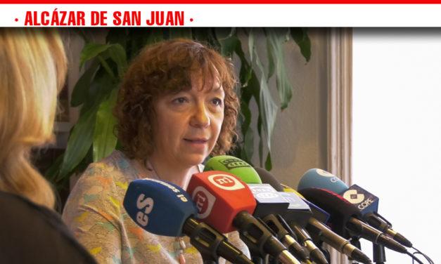 """Rosa Melchor anuncia la configuración de seis Grupos Municipales en la Corporación alcazareña como """"parte de la generosidad de esta Alcaldía"""""""