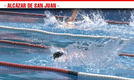 El 18º Campeonato Regional de Natación de Verano de FECAM reúne a 187 deportistas este 15 y 16 de junio en Alcázar de San Juan
