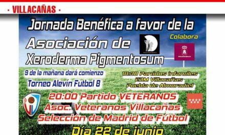 Evento solidario que va a celebrarse este sábado en Villacañas