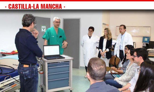 Residentes de Digestivo de toda la región participan en un taller de endoscopia virtual en el Hospital General Universitario de Ciudad Real