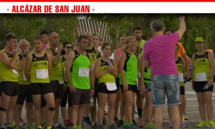 Más de 50 corredores se han dado cita para participar en la IV Carrera del Sorteo del Oro organizada por Cruz Roja.