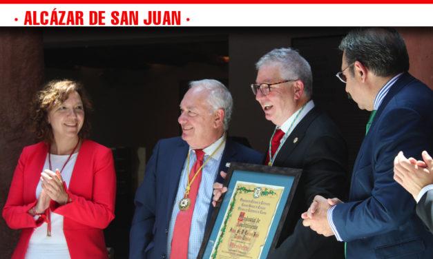 Carlos Tirado toma posesión de la Presidencia del Consejo de Enfermería de Castilla-La Mancha en Alcázar de San Juan