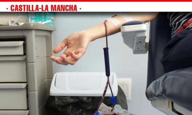 Castilla-La Mancha registra más de 33.000 donaciones de sangre en los cinco primeros meses del año