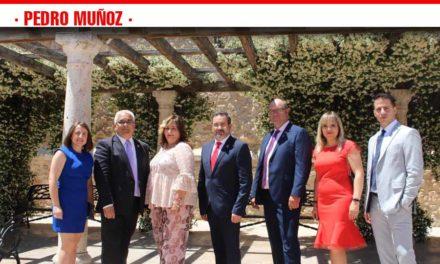 Así queda la estructura del nuevo gobierno municipal de Pedro Muñoz