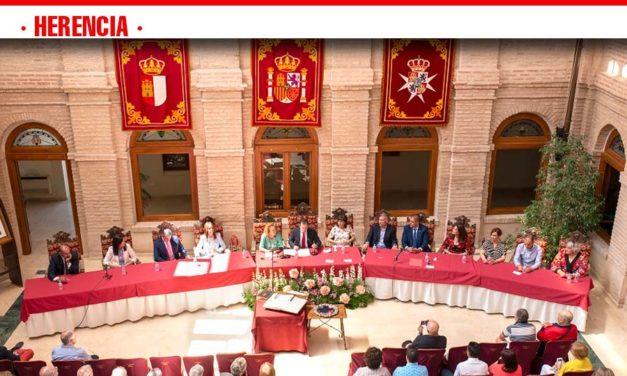 """Sergio García-Navas Corrales repite como alcalde, comprometido en seguir construyendo """"una Herencia para todos"""""""