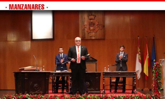 Julián Nieva será alcalde de Manzanares hasta 2023