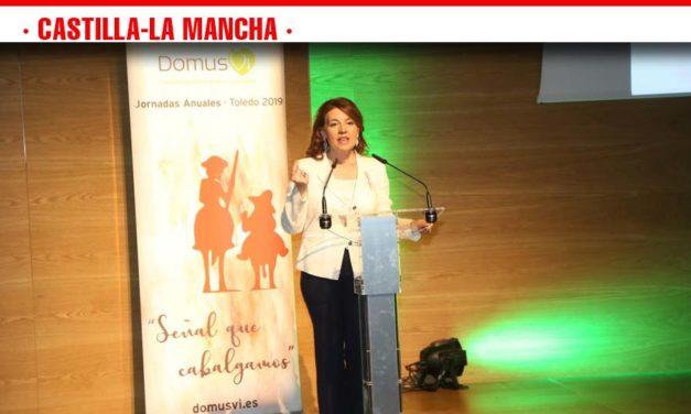 Castilla-La Mancha es la Comunidad Autónoma con mejor índice de cobertura en el conjunto de Servicios Asistenciales a Domicilio y Centros de Atención a Personas Mayores