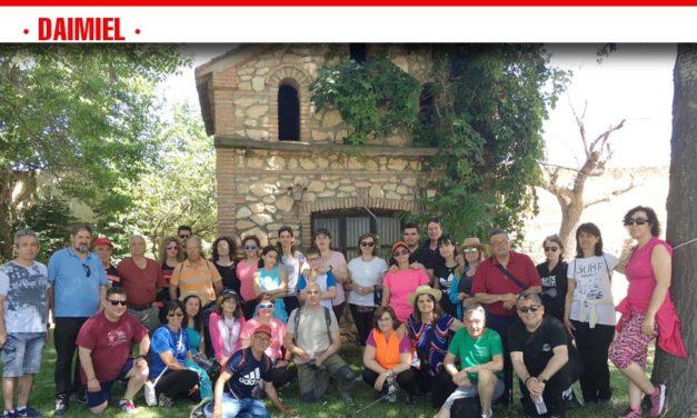 Cerca de 50 personas visitaron el Molino de Zuacorta