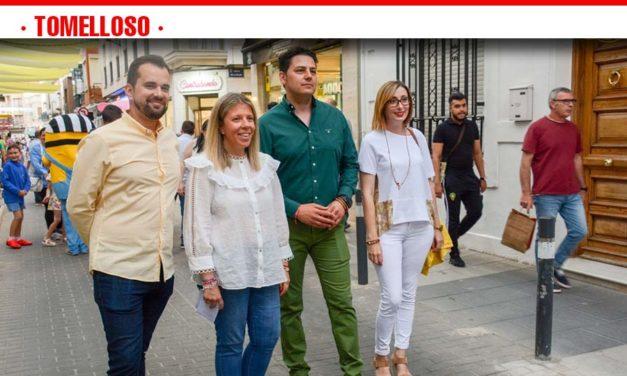 Celebrada el fin de semana una gran Gala del Comercio en Tomelloso
