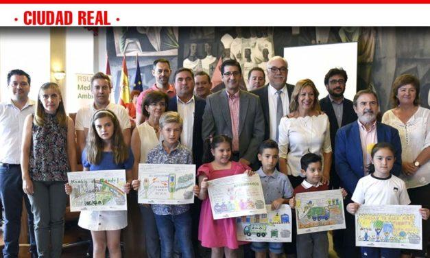 Caballero defiende una provincia más sostenible y marca el objetivo de reciclar el 50 por ciento de los residuos que generamos