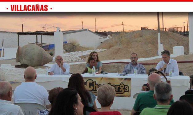 """Noche cultural para presentar el libro """"Silos de Villacañas"""", de Francisco García Martín"""
