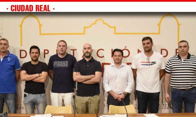 Presentado el Trofeo 'Diputación Provincial de Baloncesto' 2019, y sorteados los enfrentamientos