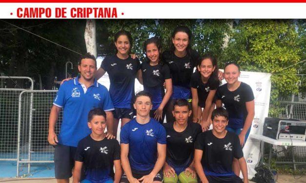 """""""El Club Natación Criptana se proclama Campeon Provincial de verano"""""""