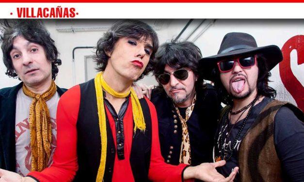"""Música de Rolling Stones y Extremoduro en el festival réplica """"Carroza's Rock Night 2019"""""""