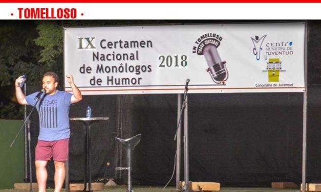 "X Certamen Nacional de Monólogos de Humor ""En Tomelloso, todos contamos"" 2019"