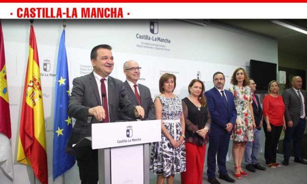 Martínez Arroyo marca los cuatro objetivos de su Consejería para esta legislatura
