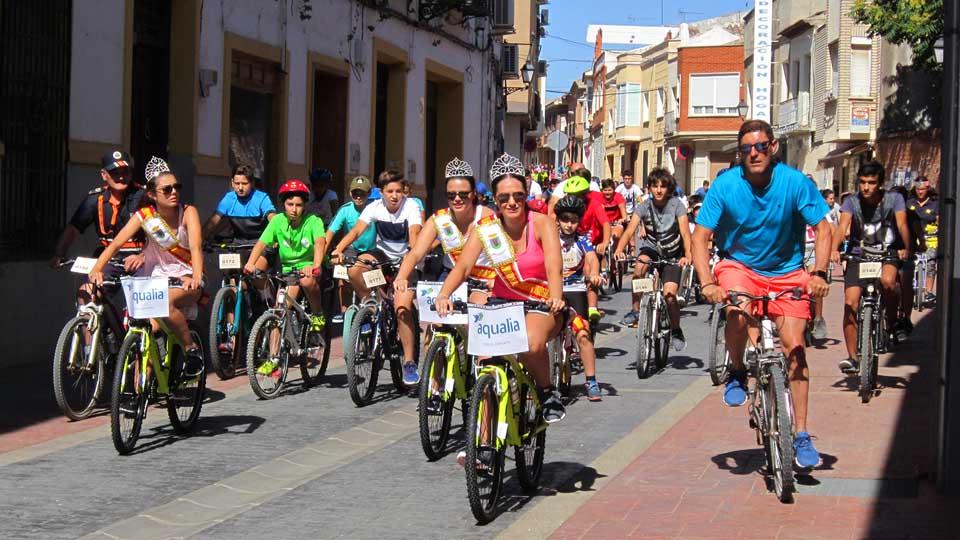 Día Bici Villacañas 1
