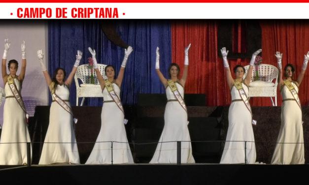 Campo de Criptana celebra por todo lo alto la proclamación de las Damas de Honor de la Feria y Fiestas 2019 con un emotivo pregón de Manuel Pintado