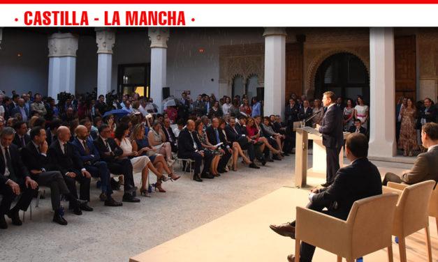 Toma de posesión de las Consejerías del Gobierno de Castilla-La Mancha con tres nuevas incorporaciones