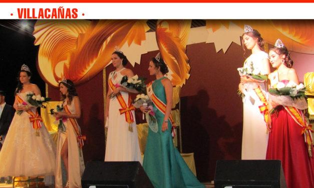 Fiesta de coronación de las Reinas de las Fiestas 2019 de Villacañas
