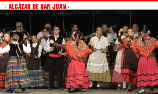 Villaluenga de la Sagra, Manzanares y Alcázar de San Juan participan en el Festival de Folklore Infantil
