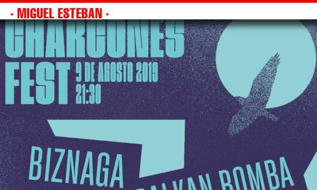 El IV Festival de Música Alternativa 'Charcones Fest' calienta motores