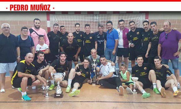 """Maratón Nacional de Fútbol Sala """"Villa de Pedro Muñoz"""""""