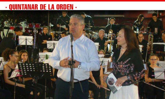 El Grupo Sinfónico Dulcinea pone el broche de oro al XXVI Festival de Música de La Mancha