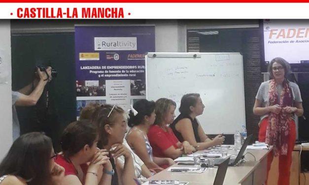 Mujeres Empresarias del Mundo Rural dan un salto de Calidad en Innovación