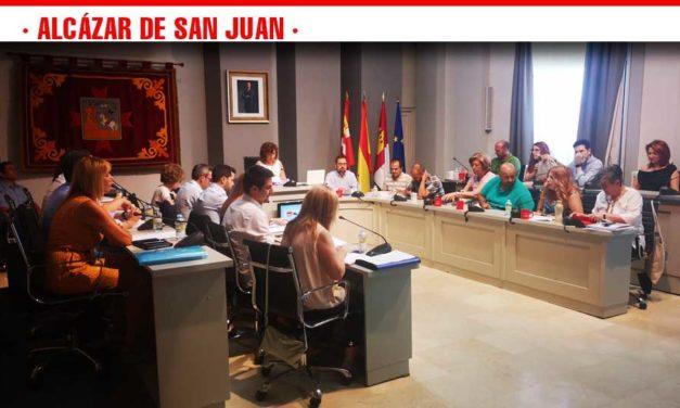 El Grupo Municipal Socialista ejerce su mayoría absoluta para aprobar puntos polémicos como la modificación del ROM o la cesión de la gestión tributaria a la Diputación Provincial