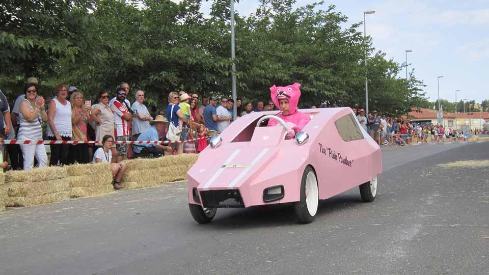 autos locos en Villacañas 1